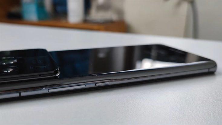 Módulo de la cámara del Xiaomi Mi 11 Ultra