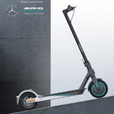 Mi-Electric-Scooter-2-Mercedes-AMG-Edition Patinete Electrico Apariencia 2