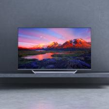 """Diseño de la televisión Xiaomi Mi TV Q1 75"""""""